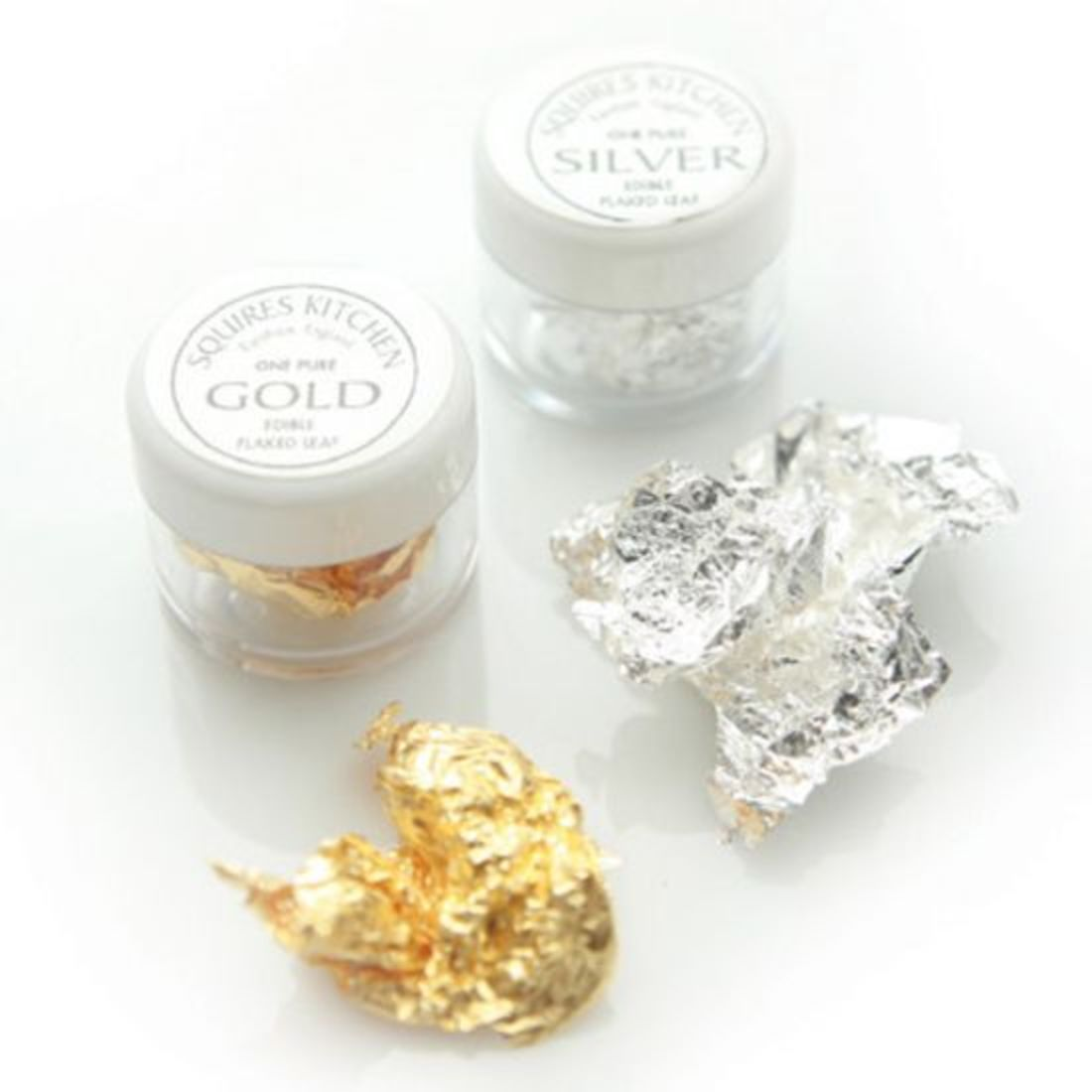 SK Edible Gold Leaf Flake Cakers World